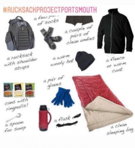 Rucksack Items